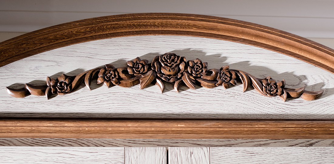 Fitted doors – timber / wooden doors from a reliable manufacturer UK England, Scotland, Wales, Northern Ireland, Ireland - carved door fragment